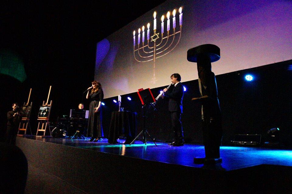 Sam Cymes – piosenki żydowskie