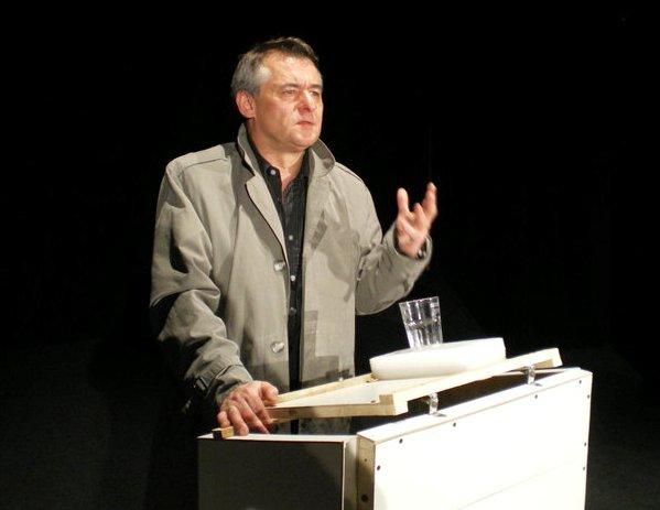 Audiencja I – Bogusław Schaeffer