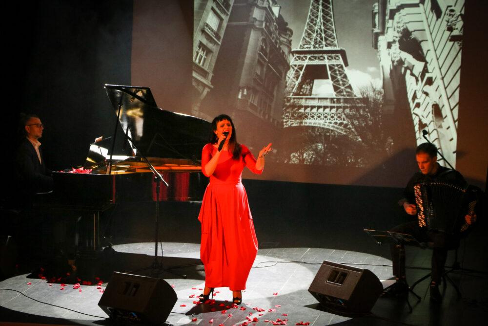 theART Agencja Artystyczna recitale koncert piosenki francuskie Edith Piaf Beata Marczewska (1)
