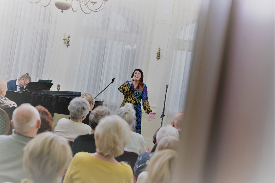 theART Młynarski Osiecka recital