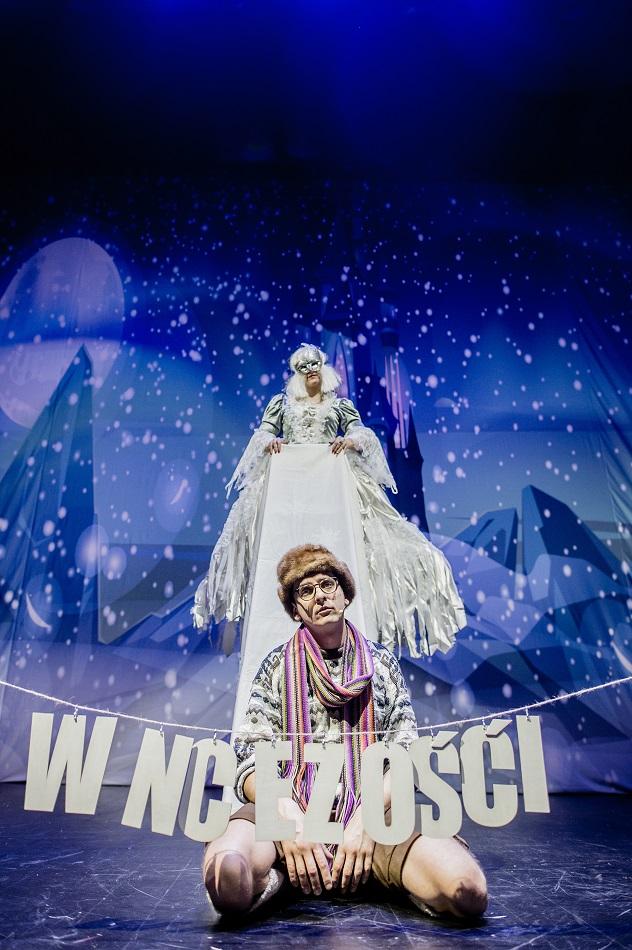 Królowa Śniegu (575) Śnieżna Królowa Beata Marczewska