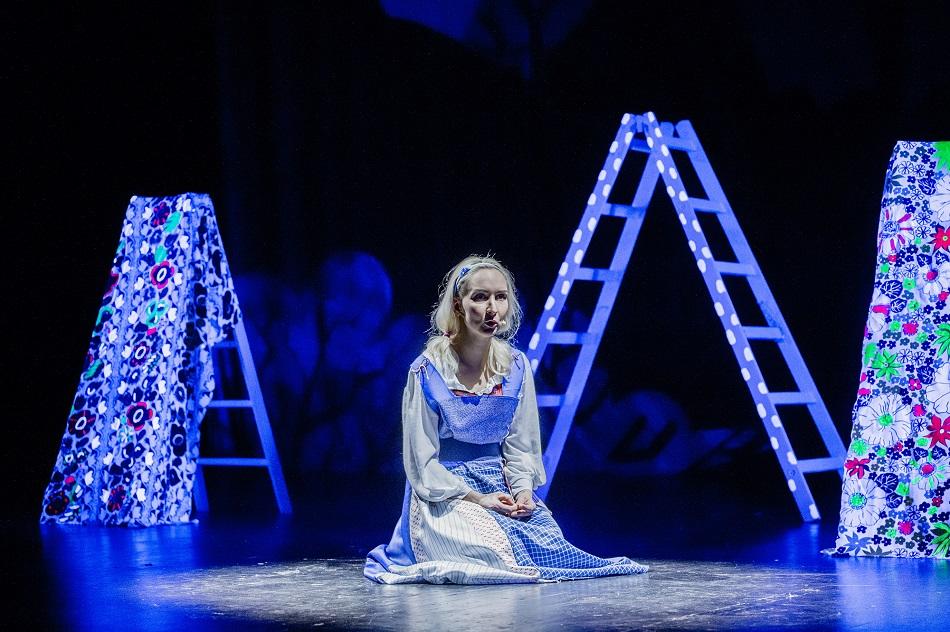 Śnieżna Królowa – opowieść zimowa Królowa Śniegu bajka muzyczna Beata Marczewska baśń Andersena (14)