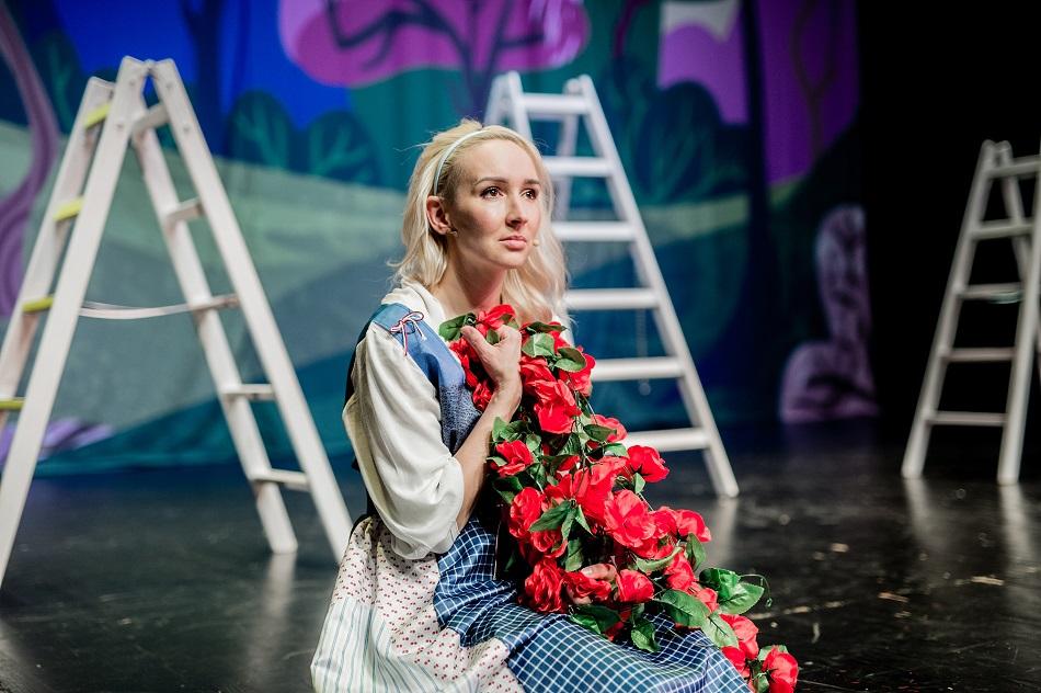Śnieżna Królowa – opowieść zimowa Królowa Śniegu bajka muzyczna Beata Marczewska baśń Andersena (16)