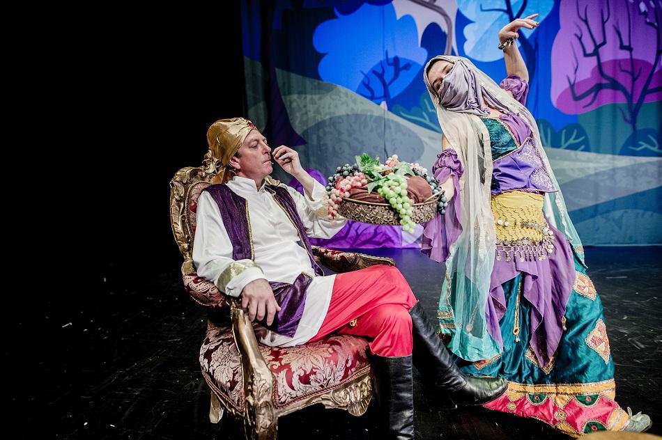 Śnieżna Królowa – opowieść zimowa Królowa Śniegu bajka muzyczna Beata Marczewska baśń Andersena (20)