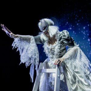 Śnieżna Królowa – opowieść zimowa